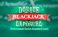Игровой автомат Double Exposure Blackjack Pro Series